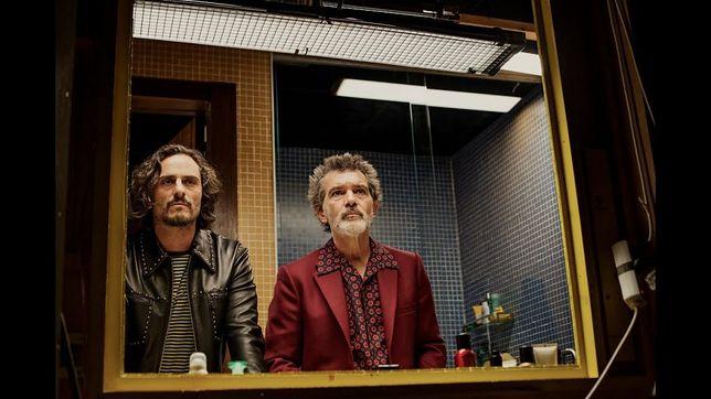 """Kadr z filmu """"Ból i blask"""" z Antonio Banderasem w roli głównej"""
