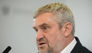 Jan Krzysztof Ardanowski podjął decyzję. Pozostaje w PiS