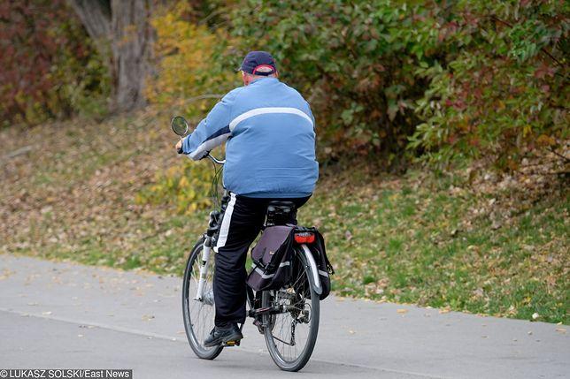 Sprawa pijanego rowerzysty trafiła do sądu
