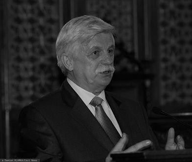Nie żyje prof. Franciszek Ziejka. Były rektor UJ miał 79 lat