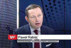 Kontrowersyjna decyzja Rady Warszawy. Paweł Rabiej komentuje