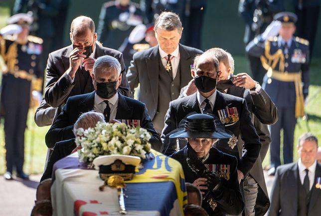 17 kwietnia odbył się pogrzeb księcia Filipa