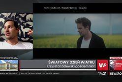 Krzysztof Zalewski o najnowszym singlu. Niesie ze sobą istotne przesłanie