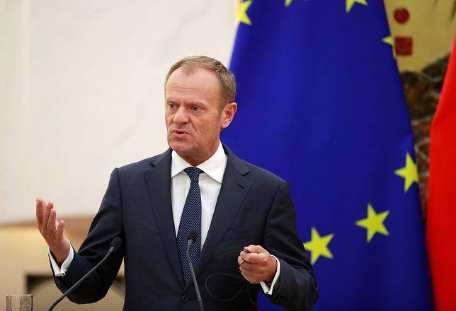 """Tusk apeluje do Chin, USA i Rosji. """"Jest jeszcze czas, aby zapobiec konfliktom"""""""