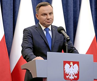Andrzej Duda cały czas ma przewagę w sondażach