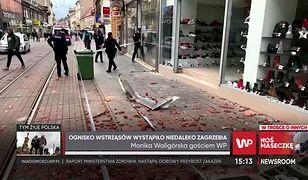 Chorwacja. Polka opowiada, jak wygląda sytuacja po trzęsieniu ziemi
