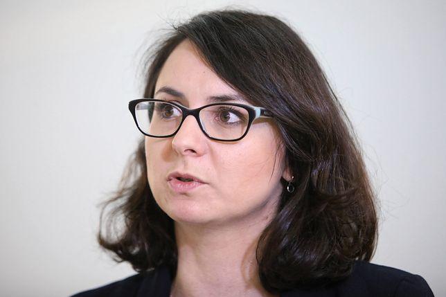 Do Komisji Etyki Poselskiej wpłynął wniosek ws. Kamili Gasiuk-Pihowicz za jej słowa do Małgorzaty Wassermann
