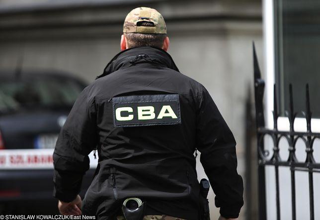 B. agent CBA chciał sprzedać nagranie za co najmniej 20 tys. zł