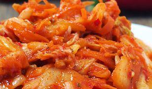 Kimchi, czyli kapusta pekińska na ostro. Pyszny dodatek do obiadu