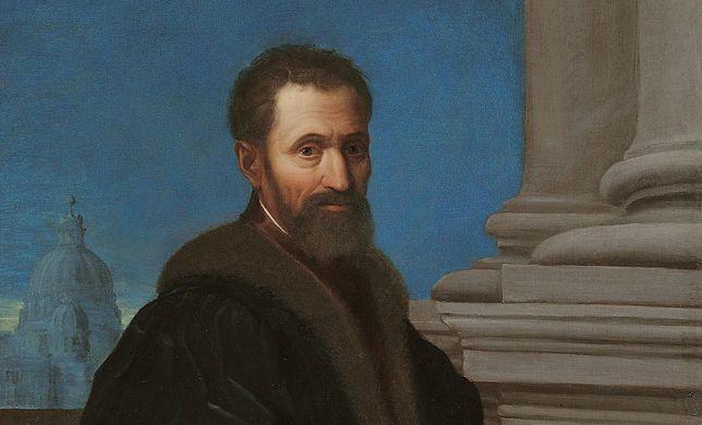 Portret Michała Anioła, z kolekcji Enrico Lumina w Bergamo.