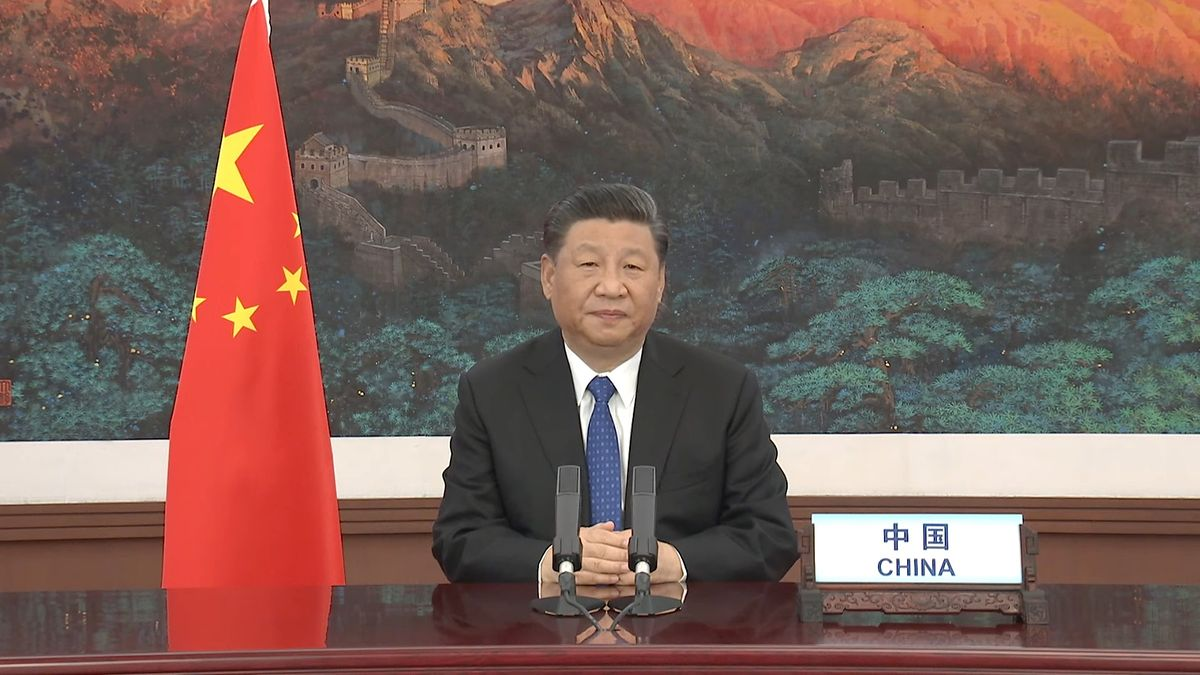 Prezydent Chin - Xi Jinping