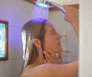 Hydrao Smart Shower: świecący prysznic