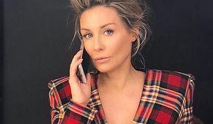 Małgorzata Rozenek-Majdan uwielbia kusić swoich fanów