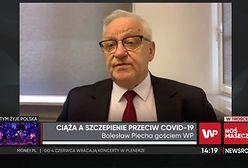 """Bolesław Piecha spytany o szczepienia przeciw COVID-19 dla kobiet w ciąży. """"Nie chcę rekomendować"""""""