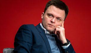 Szymon Hołownia jest wskazywany na kandydata na prezydenta.