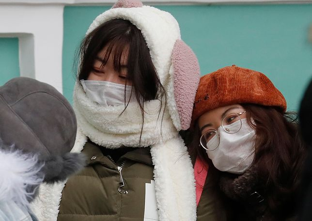Koronawirus z Chin. Kolejne przypadki w Europie