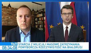 Białoruś. Rzecznik rządu: sytuacja na Wschodzie to wyzwanie dla Polski