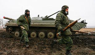 Ukraina. Trzech żołnierzy zginęło w wybuchu w Donbasie
