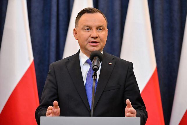 Koronawirus w Polsce. Andrzej Duda odwołuje spotkania z wyborcami