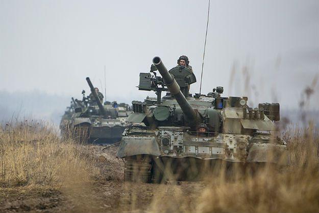 Jak NATO w Europie słabło, a Rosja się zbroiła