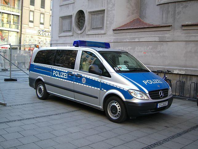 Niemcy. Zderzenie 2 pociągów metra. Ponad 20 osób jest rannych
