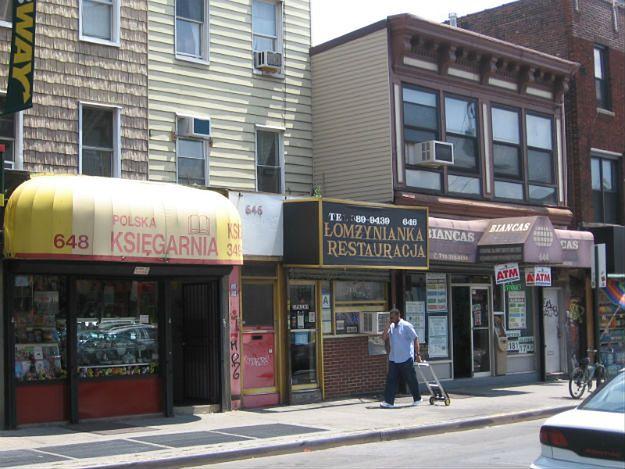 Polacy na Greenpoincie - polonijne biznesy znikają z Brooklynu