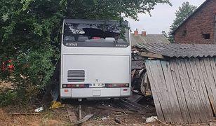 Wypadek autokaru w Łódzkiem. Są ofiary