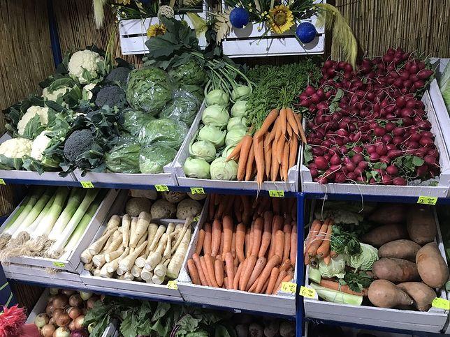 Warzywniak. Diety ludzi na całym świecie powinny zawierać większą ilość warzyw.