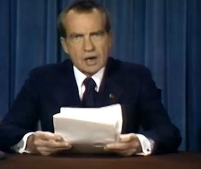 Prezydent Nixon informuje o tragicznej śmierci astronautów? Tak działa deepfake
