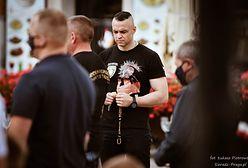 Żołnierz z różańcem