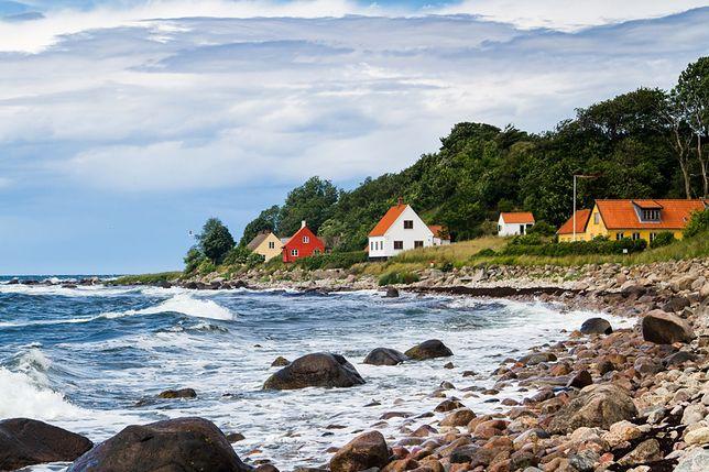 Wyspy na Morzu Bałtyckim - Bornholm, Dania