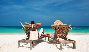 Urlop zimą to przede wszystkim plażowanie pod ciepłymi promieniami słońca
