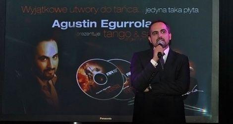 Agustin Egurrola = tancerz, choreograf, juror, producent