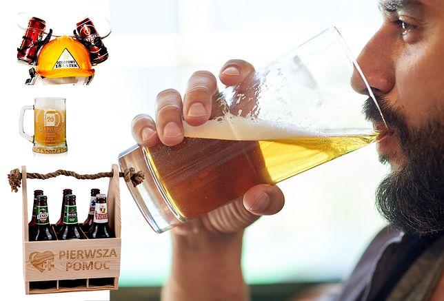 Z odpowiedniej szklanki piwo smakuje lepiej