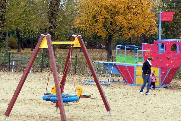 Na krakowskich plantach powstanie plac zabaw. Pierwsze takie miejsce w tej okolicy