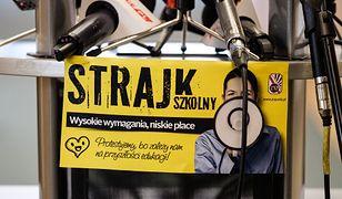 Strajk nauczycieli. W Warszawie powstanie sztab kryzysowy ze względu na zapowiadany strajk nauczycieli