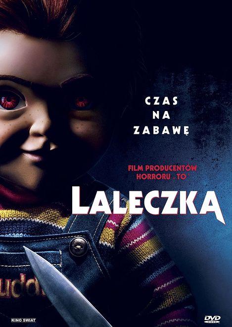 """""""Laleczka"""": Najnowszy horror twórców legendarnego """"To"""" już na DVD"""
