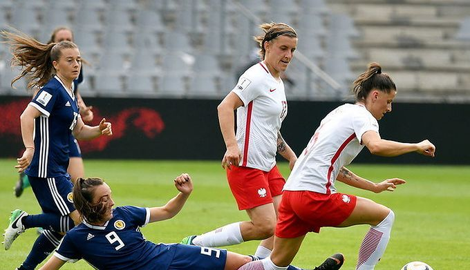 6e1e1405e Ranking FIFA kobiet: duży spadek Polek. W najnowszym rankingu FIFA kobiet reprezentacja  Polski ...