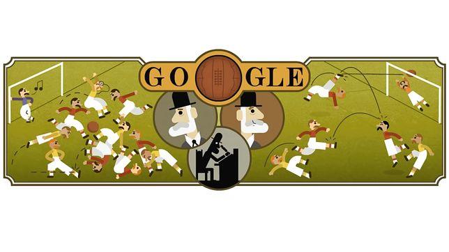 Ebenezer Cobb Morley urodził się 187 lat temu. Dziś wspomina go Google Doodle.