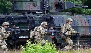 """Niemcy wyślą żołnierzy na Litwę. """"To historyczne posunięcie """""""