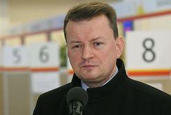 """Mariusz Błaszczak o ataku na Turczynkę. """"Skandaliczna sytuacja"""", """"takich przestępstw jest mniej"""""""