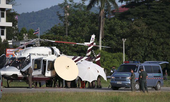 Akcja ratunkowa w Tajlandii. Kolejni uratowani z jaskini Tham Luang