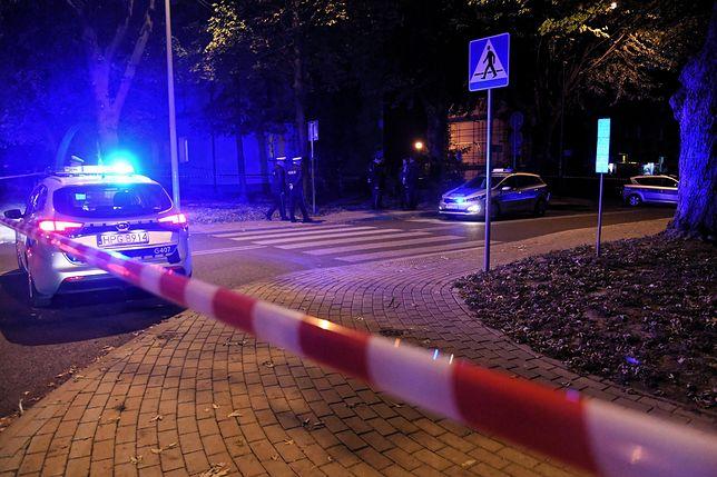 Tragiczny wypadek w Kurowie. Kierująca dostawczakiem śmiertelnie potrąciła pieszego