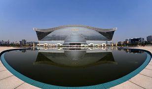 Chiny - największy budynek świata