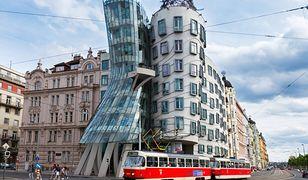 Europejskie krzywe domy