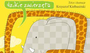 Dzikie zwierzęta. Mój pierwszy alfabet
