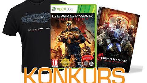 Konkurs: Tryby Wojny. Wygraj grę oraz gadżety z Gears of War: Judgment [ROZWIĄZANIE]