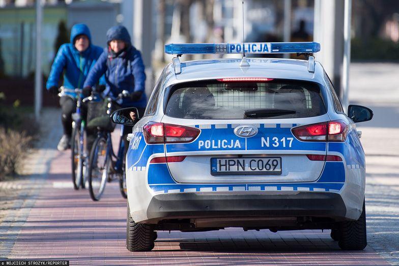 Informacja o skradzionym sprzęcie do robienia zdjęć i nagrywania trafiła na policję