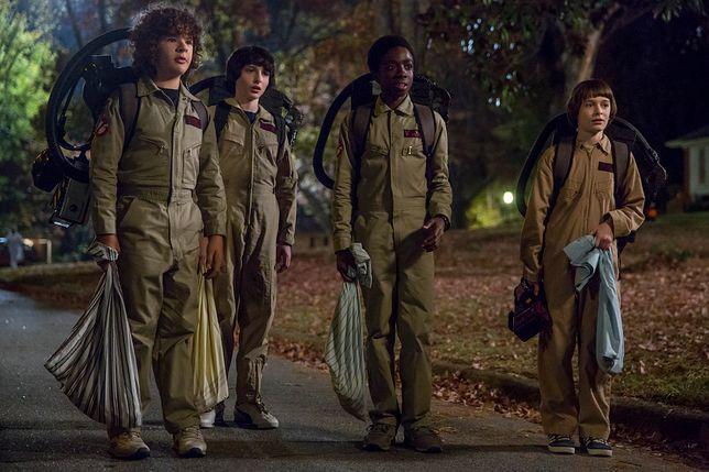"""""""Stranger Things"""" sezon 2. - nieustraszone dzieciaki wracają. Gdzie oglądać? Kiedy premiera?"""