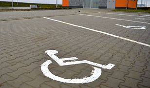 Od 1 lipca wymiana kart parkingowych dla niepełnosprawnych